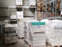 """Sequestrate 450mila buste ecologiche """"taroccate"""" in una nota azienda del Vallo di Diano"""