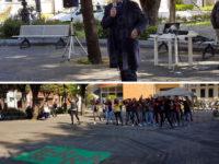 """""""Giornata della Terra"""". Il Presidente di Legambiente Campania visita Sant'Arsenio e Montesano"""