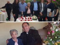Nonna Michelina Morena festeggia 100 anni. Teggiano si conferma terra di centenari