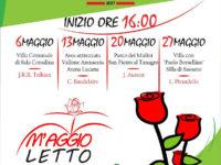 """Al via """"Il Maggio dei Libri"""". Letture all'aperto con l'associazione """"I Love Vallo di Diano"""""""