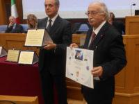 Al poeta di Padula Mario Senatore il primo premio per la poesia alla Camera dei Deputati