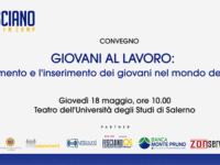 """La Banca Monte Pruno all'Università degli Studi di Salerno per il convegno """"Giovani al lavoro"""""""