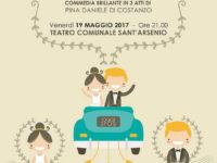 """Sant'Arsenio: il 19 maggio la commedia """"Cantuccini e Babà"""" al Teatro Comunale"""