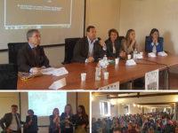 """Padula: l'assessore regionale all'Istruzione Lucia Fortini all'apertura del """"Festival del Libro"""""""
