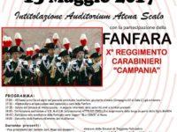 Atena Lucana: il 13 maggio intitolazione dell'Auditorium al Vicebrigadiere eroe Attilio Cirillo