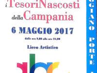 """Porte aperte a Teggiano il 6 maggio per l'evento """"I Tesori della Campania"""" organizzato dal """"Leto"""""""