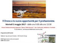 """Sala Consilina: domani seminario sui droni alla sezione Geometri dell'Istituto """"Cicerone"""""""