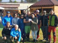 Da Caggiano e Casalbuono escursione di beneficenza nei luoghi del terremoto del Centro Italia