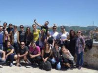 """Caggiano: 25 ragazzi stranieri in visita per lo scambio culturale """"Green Delivers"""""""