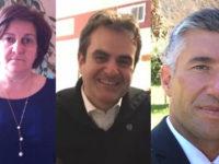 Elezioni amministrative a Marsico Nuovo. Sfida a 3 tra Sassano, Coiro e Langone