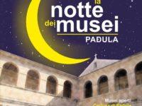 Il 20 maggio il Comune di Padula aderisce alla Notte dei Musei