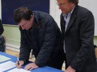 Teggiano: sottoscritto protocollo d'intesa tra l'Ordine dei giornalisti della Campania ed il Leto