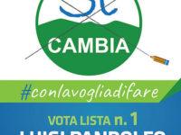 Sant'Arsenio: Elezioni Comunali 2017. Lista SI CAMBIA