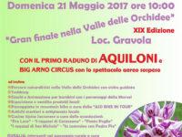 """Sassano: il 21 maggio appuntamento in montagna con la XIX edizione de """"La Valle delle Orchidee"""""""