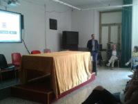 """Sala Consilina: seminario informativo della Protezione Civile per gli alunni del """"Cicerone"""""""