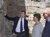 Paestum fa adottare le mura. Due tedeschi i primi ad aderire all'iniziativa