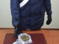 Atena Lucana: nasconde in auto una busta di marijuana. Arrestato 20enne di San Rufo