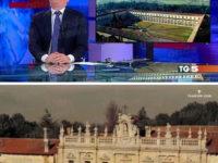 La bellezza della Certosa di Padula protagonista del TG5 con le immagini dall'alto di Traipler