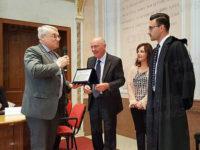 """Sala Consilina: assegnato il premio """"Pino Paladino"""" all'avvocato Melchionda di Lagonegro"""