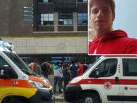 Tragedia all'Università di Salerno. Studente di Campagna muore precipitando dal terzo piano