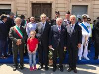 Salerno: il Maresciallo De Rosa e l'ex ispettore della Digos Caprio nominati Cavalieri