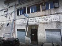 Montesano: Stazione unica dei Carabinieri, l'opposizione boccia la proposta dell'Amministrazione