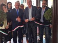 Baronissi: inaugurato il nuovo varco disabili per accedere al Comune