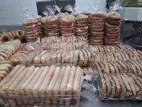 Sassano: gustose specialità nell'angolo biscotteria del Panificio Due Emme