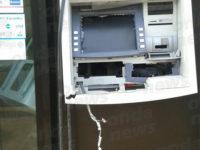 Palomonte: bancomat preso d'assalto con un ordigno. I ladri fuggono con il bottino