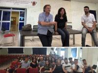 """Teggiano: la giornalista di Sky TG24 Tonia Cartolano incontra gli studenti del """"Pomponio Leto"""""""