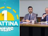 """La Banca Monte Pruno protagonista su Raiuno nel programma """"Unomattina Estate"""""""