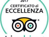 L'Hotel Villa Cosilinum di Padula riceve il Certificato di Eccellenza di Tripadvisor