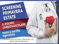 """Al Centro Analisi Biochimica continua la campagna di screening """"Il rischio cardiovascolare"""""""