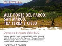 Teggiano: il 6 agosto a San Marco la 2^ edizione dell'estemporanea di pittura