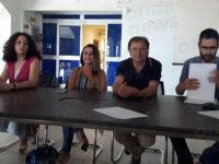 """Teggiano:gli studenti del """"Leto"""" in alternanza scuola-lavoro incontrano i giornalisti di Ondanews"""