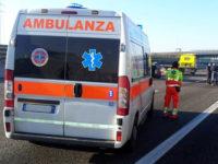 Tragico incidente in A2 nei pressi di Lauria.Perde la vita operaio travolto da un autoarticolato