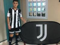 Da Sala Consilina a Vinovo. Antonio Melillo selezionato dalla Juventus come giovane promessa