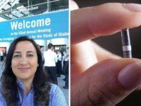 Michela Petrizzo di Sassano nel team che ha impiantato il primo sensore sottopelle per diabetici