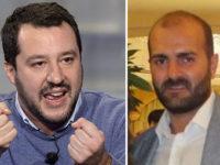 """Auletta: Salvini telefona al Sindaco. Il segretario PD, de Maffutiis:""""Una strategia ridicola"""""""