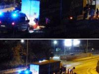 Sosta per ore con il TIR sulla SS95. Camionista trovato senza vita a Tito