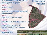 "Sant'Arsenio: il 13 agosto 6° ""Cicos Day"", memorial dedicato a Francesco Pecora"