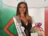 Miriam Caggiano, 17enne di Polla, è Miss Italia Mascotte Basilicata