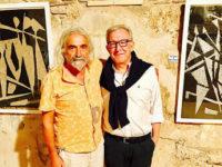 """""""La Casa degli Artisti"""" a Roscigno Vecchia ospita la mostra di Donato Stabile"""