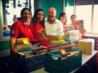 La Croce Rossa del Vallo di Diano dona 300 libri al reparto di Pediatria dell'ospedale di Polla