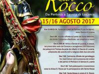 Pertosa e Savoia di Lucania suggellano il gemellaggio in nome della fede per San Rocco