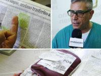 """Ospedale di Polla. Il dottor Carmine Oricchio:""""Circolano notizie false sulla carenza di sangue"""""""