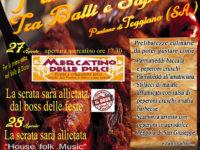 """Teggiano: il 27 e 28 agosto prelibatezze culinarie e divertimento a """"Pantano tra Balli e Sapori…"""""""