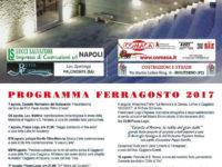 Caggiano: programma ricco di eventi e manifestazioni per le serate di agosto