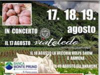 """Padula: da domani al 19 agosto torna la """"Festa della patata rossa"""" nel Borgo Sant'Eligio"""