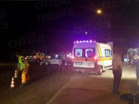 Scontro tra due auto sulla SS 19 a Padula. Due feriti